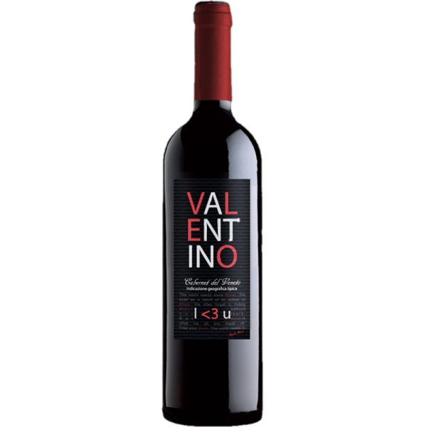 Valentino in Love - Cabernet - Barrique